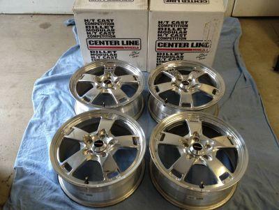 Center Line Wheels Nitro 2 17x7