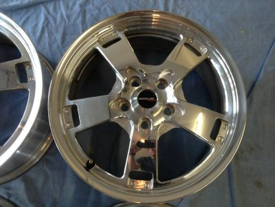 Center Line Wheel Nitro 2 17x7