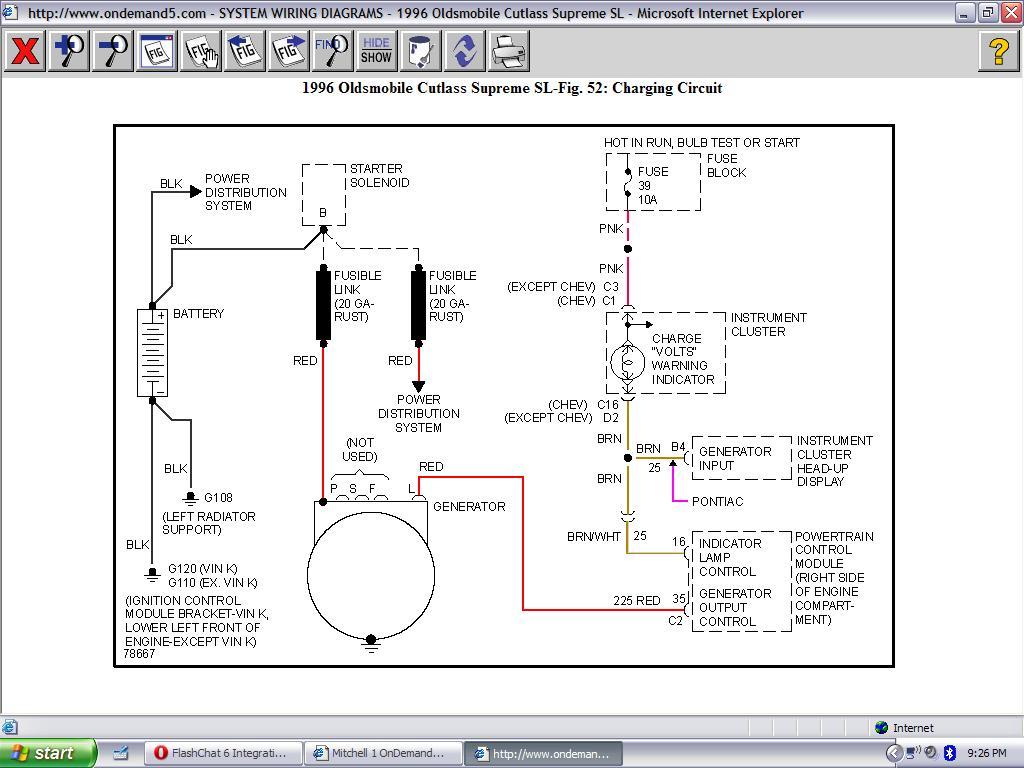 New Battery Alternator Not Charging Update Killing Gm Wiring Computer Post 2629 143689050511 Thumb